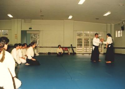 Saito Sensei Seminar Sydney