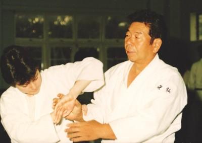 Saito Sensei - Sankyo