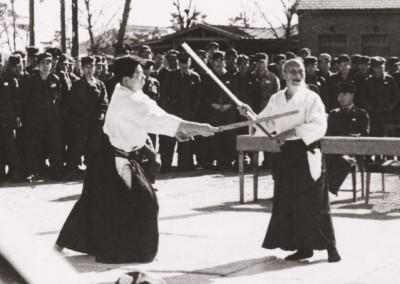 O-Sensei & Saito Sensei #2