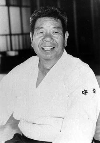 Saito Sensei Portrait